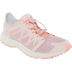 The North Face Litewave Flow Lace Chaussures Femme, evening sand pink/desert flower orange